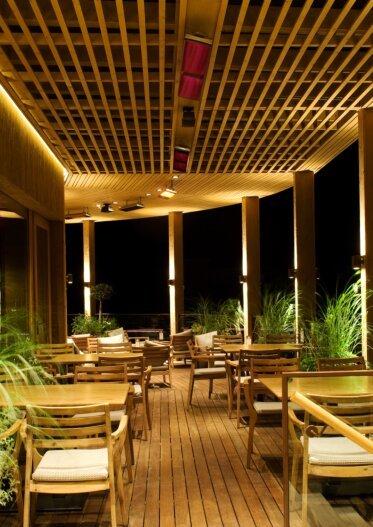 Vision - Kopie Restaurant - Infrared Radiant Heater Ideas
