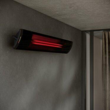 Autumn Terrace - Infrared Radiant Heater Ideas