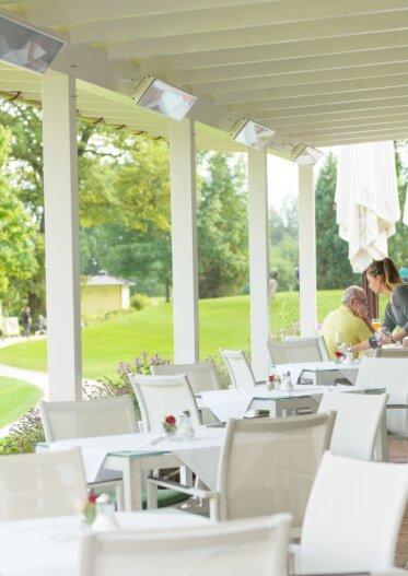 Vision - Open Restaurant - Infrared Radiant Heater Ideas