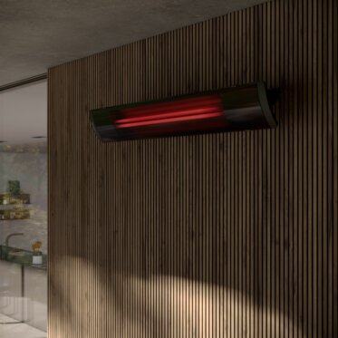 Autumn Terrace - Infrared Radiant Heaters