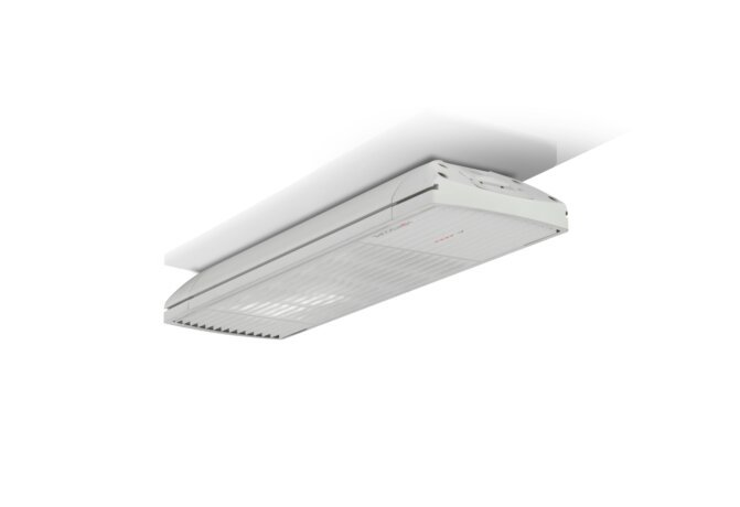 Spot 1600W Full Collection - White / White - Flame Off by Heatscope