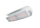 Shield 5 White - Optional Accessory by Heatscope