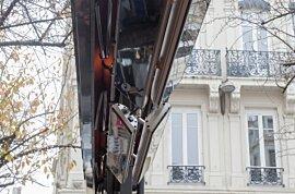 Dual Fixing Rod  - In-Situ Image by Heatscope