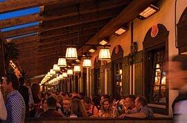Spot 2800W Hotels & Restaurant - In-Situ Image by Heatscope