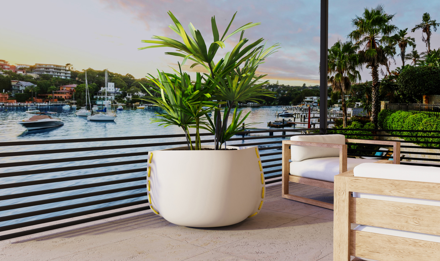 On-Trend Planters