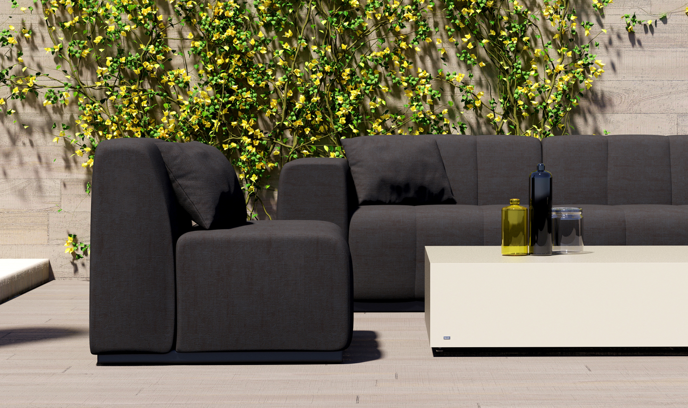Outdoor Lounge Seating